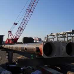 Oil and Gas - Pipe Lining - Fire Water Caissons