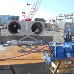 Oil and Gas - Pipe Lining - Fire Water Caissons 4