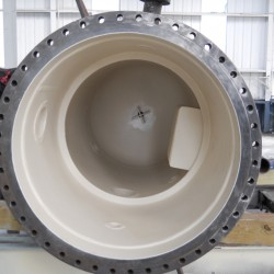 Oil and Gas - Tank Lining - Seperator Vessel