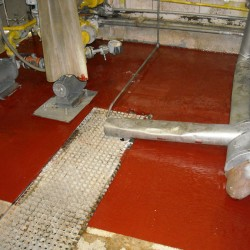 Power Gen - Concrete - Sulfuric Acid Pump Base Refurbishment