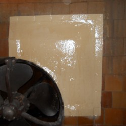 Pulp and Paper - Concrete Coating - Coach Pit Tile Replacement