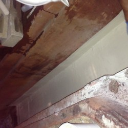 Pulp and Paper - Concrete - DI Trench