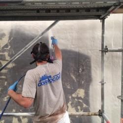 Wastewater - Concrete Coating - Headworks Coating