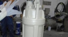CC004: PROTECTION FOR PUMP SUBMERGED IN EFFLUENT