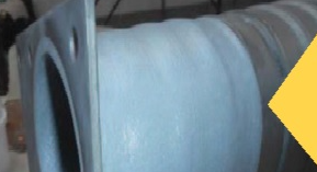 CC008: EXTERNAL WRAPPING AND PROTECTIVE COATING WITH PLASMET HTE OF A FAILED ALUMINIUM FLUTE