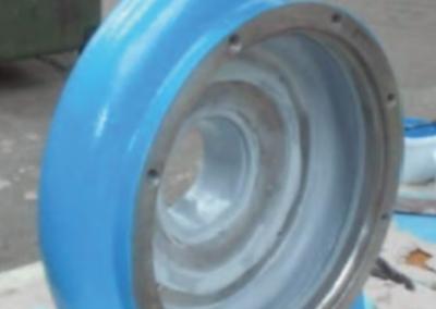 CC009: PLASMET HTE USED IN THE REFURBISHMENT OF A VOLUTE PUMP CASING