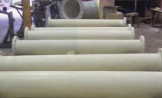 CC034: Corroglass 600 for riser pipes