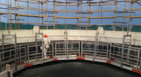 CORROCOAT SOUTH AFRICA SCALES NEW HEIGHTS