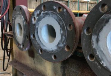Corrocoat USA design durable jet nozzles for a hydro-excavator